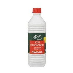 ACIDE CHLORHYDRYQUE 1L