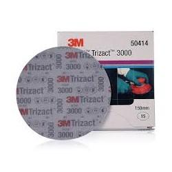 3M DISQUE PONCAGE TRIZACT A6 150MM P6000