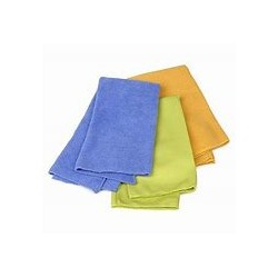 BUFFALO IND - MICROFIBER CLOTHS 12 PACK