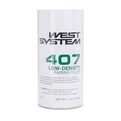WEST SYSTEM LOW DENSITY FAIRING FILLER N°407 113G