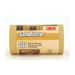 3M SANDBLASTER ROLL 115MM x 2,5M - G60