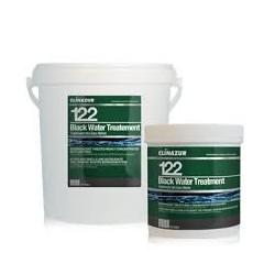 CLIN AZUR 122 BLACK WATER TREATMENT BIO TABLETS (120pcs)