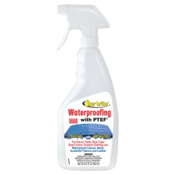 STARBRITE WATERPROOFING SPRAY WITH PTEF 650ML