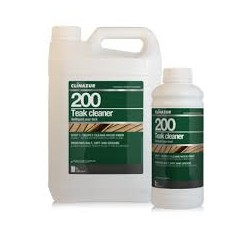 CLIN AZUR 200 TEAK CLEANER STEP1 1L