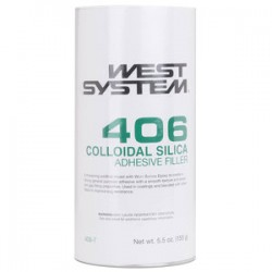 WEST SYSTEM COLLOIDAL SILICA 406 FILLER 60G