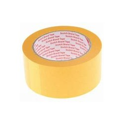 3M YELLOW TAPE 244 - 50MM