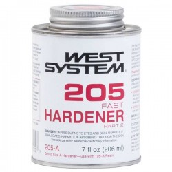 WEST SYSTEM FAST HARDENER N°205-A 206ML