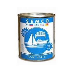 SEMCO NATURAL TEAK OIL GALLON