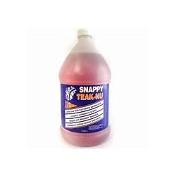 SNAPPY TEAK NU CLEANER STEP 1 GALLON
