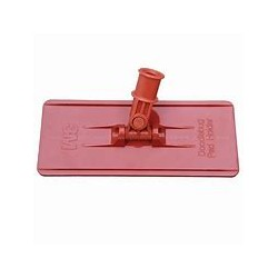 3M PAD HOLDER - RED -  6474