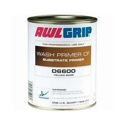 AWLGRIP WASH PRIMER YELLOW BASE 6600 QUART