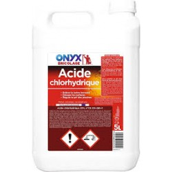 ACIDE CHLORHYDRYQUE 5L