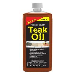 STARBRITE GOLDEN TEAK OIL 946ML