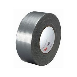3M DUCT TAPE GREY 50MMX50M