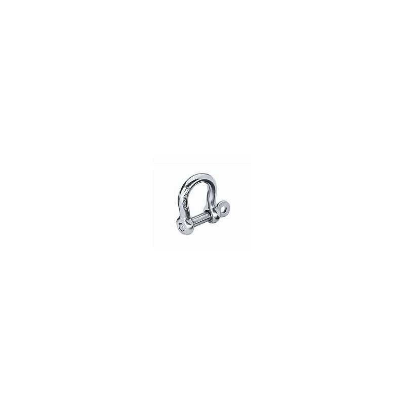BOW SHACKLE D28MM INOX