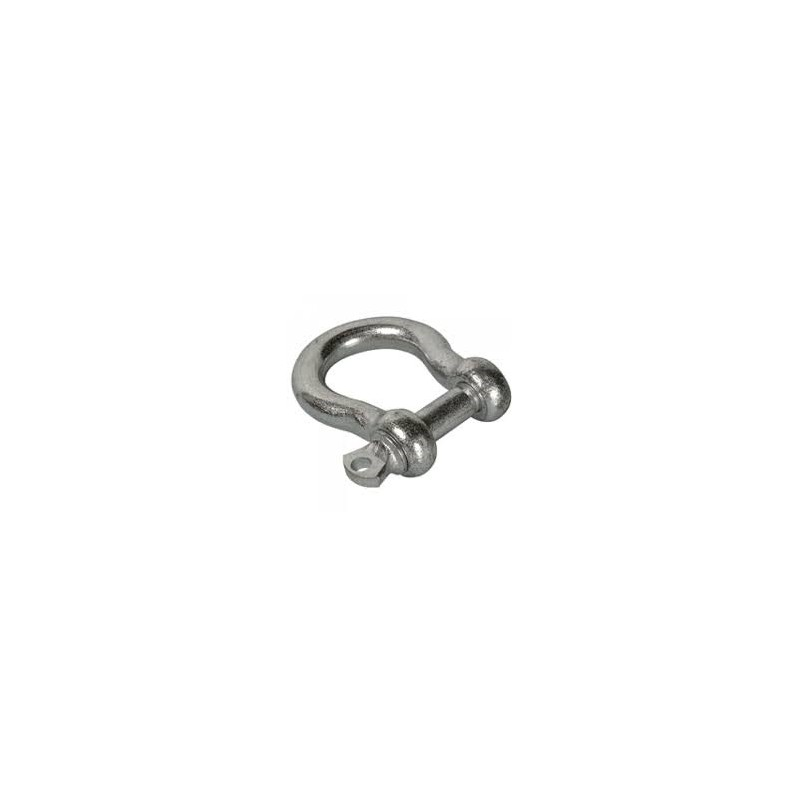 BOW SHACKLE D32 GALVA