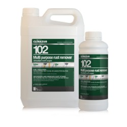 CLIN AZUR 102 DICAL RUST REMOVER 5L