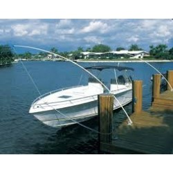 TAYLOR MADE MOORING WHIPS PREMIUM 47' TO 56' TENDER (PAIR)