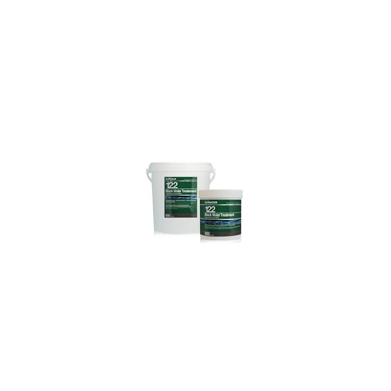 CLIN AZUR 122 BLACK WATER TREATMENT BIO TABLETS (24pcs)