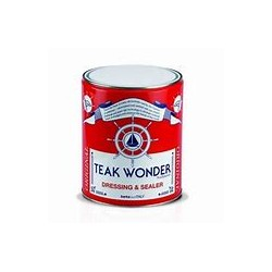 TEAK WONDER SEALER QUART