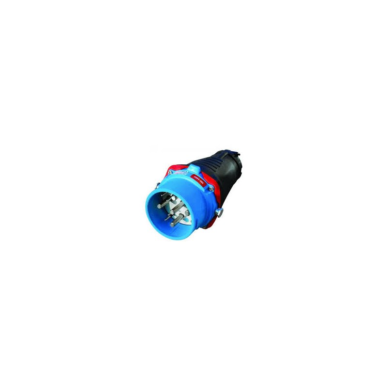 MARECHAL PLUG MALE DS2 + SOCKET 250A 440V 3P+N+T