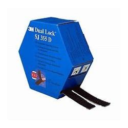 3M DUAL LOCK SJ355D BLACK 25MM X 5MT (X2)