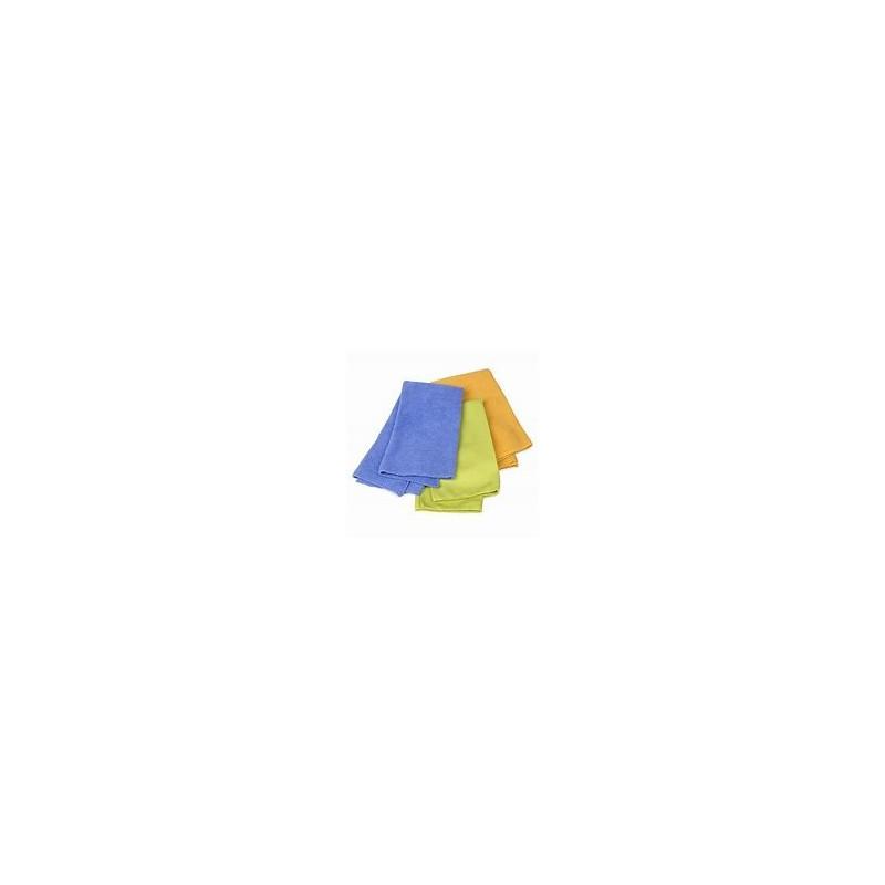 BUFFALO IND - MICROFIBER CLOTHS 12 PACK