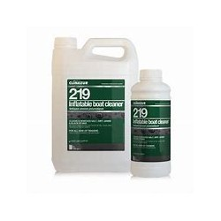 CLIN AZUR 219 INFLATABLE BOAT CLEANER 5L