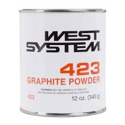 WEST SYSTEM GRAPHITE POWDER N° 423 340G
