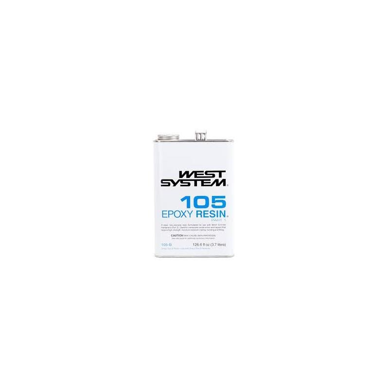 WEST SYSTEM EPOXY RESIN N°105-B 3.74L