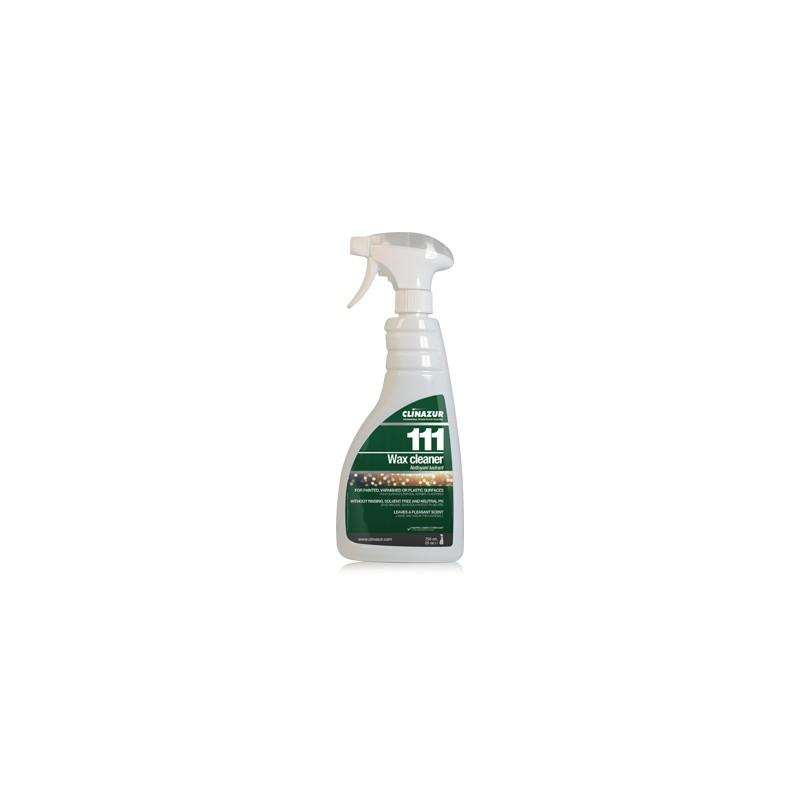 CLIN AZUR 111 WAX CLEANER SPRAY 750ML