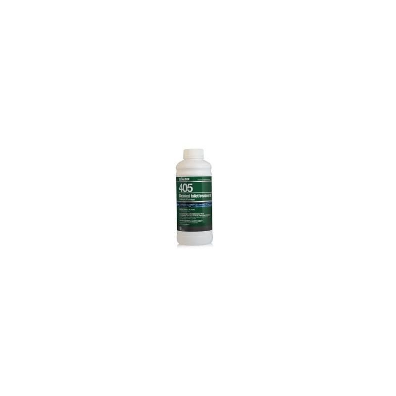 CLIN AZUR 405 CHEMICAL TOILET TREATMENT 1L