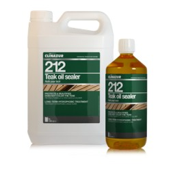 CLIN AZUR 212 TEAK OIL SEALER 5L