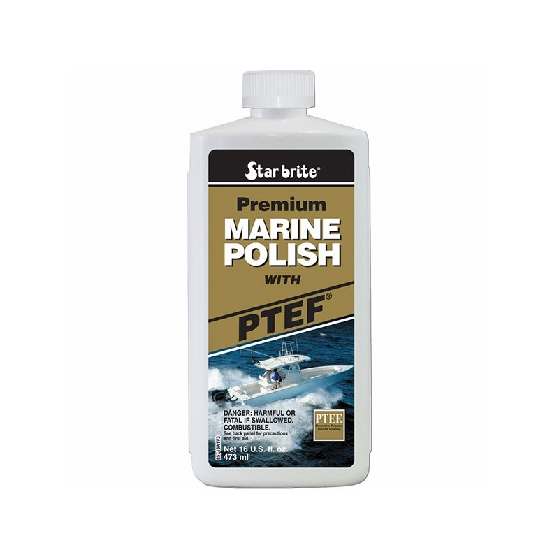 STARBRITE PREMIUM MARINE POLISH PTFE 950ML