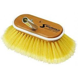 SHURHOLD BRUSH YELLOW MEDIUM 6""