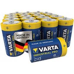 VARTA BATTERY LR20 1.5V TYPE D