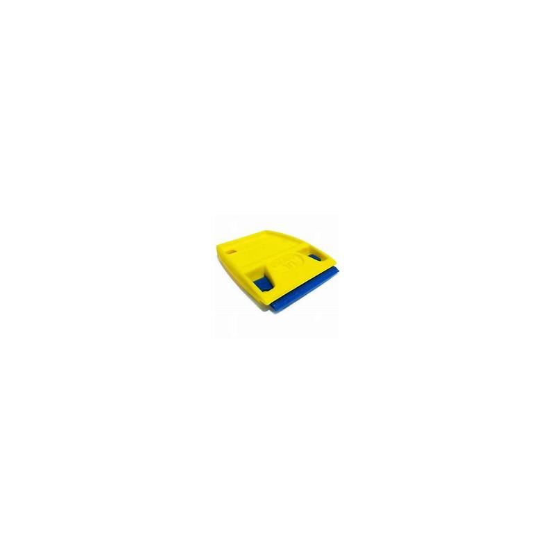 SCRAPERITE RAZOR BLADE BLUE POLYCARBONATE 5 PACK
