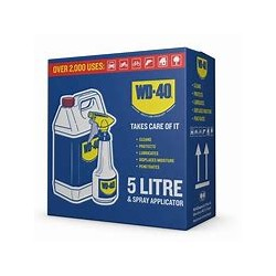 WD40 5L CAN