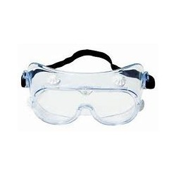 3M 334 CHEMICAL GOGGLE