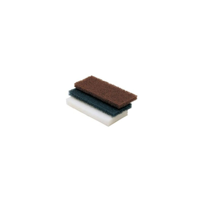 SHURHOLD BROWN COARSE SCRUB PAD