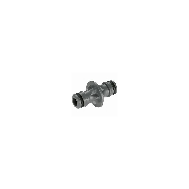 GARDENA MALE CONNECTOR FOR 2 HOSES 931-26