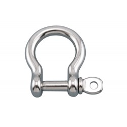 BOW SHACKLE D10MM