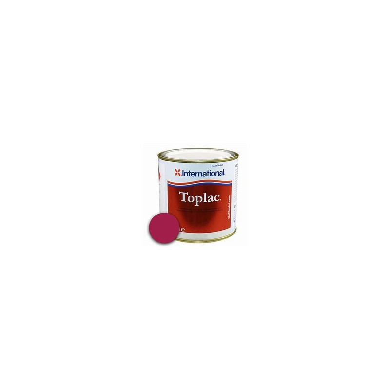 INTERNATIONAL TOPLAC RED 011 750ML