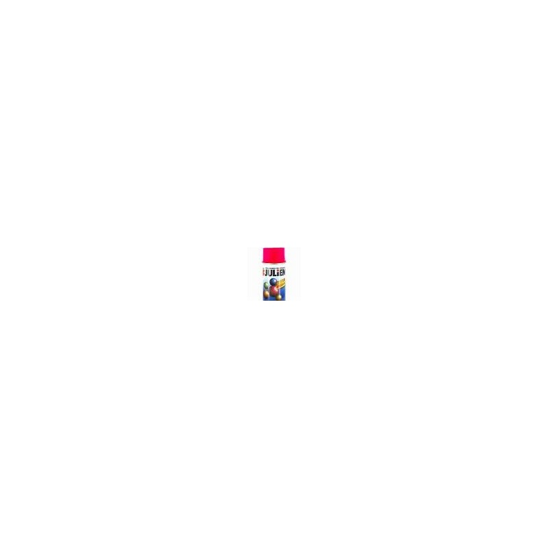 JULIEN SPRAY FLUO RED 400ML
