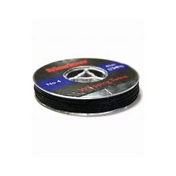 MARLOW WHIPPING TWINE BLACK D0.8MM N°04