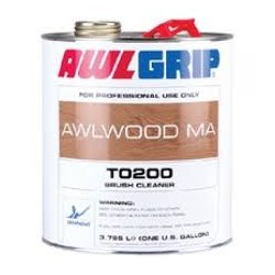 AWLGRIP AWLWOOD MA BRUSHING REDUCER QUART T0200