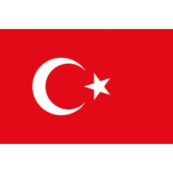 FLAG TURKEY 30X45