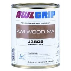 AWLGRIP AWLWOOD MA PRIMER CLEAR QUART J3809
