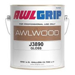 AWLGRIP AWLWOOD MA CLEAR GLOSS QUART J3890
