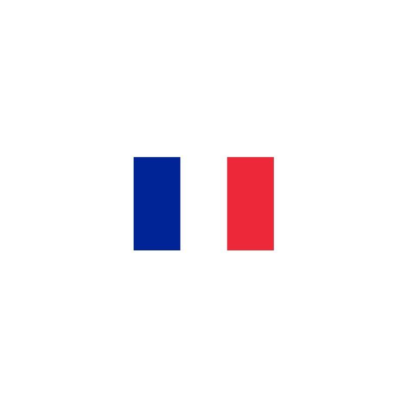 FLAG FRENCH 20X30CM
